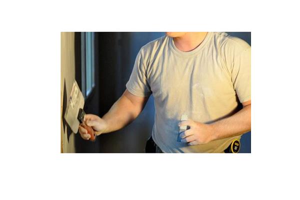 Masillar y encintar paneles de drywall