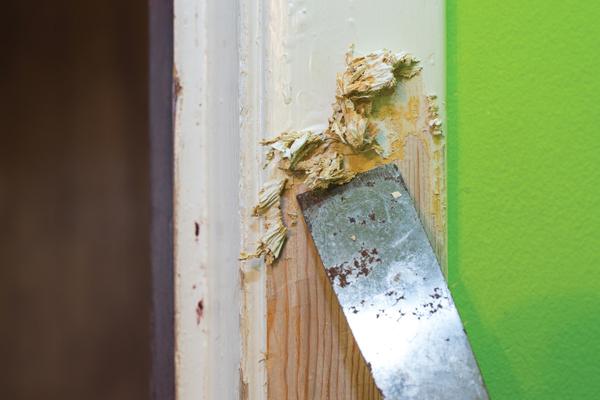 Decapar pintura y otros recubrimientos con seguridad
