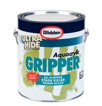 Glidden Ultra Hide Latex Aquacrylic Gripper Stain Killer
