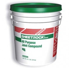 USG Sheetrock all-purpose joint compound