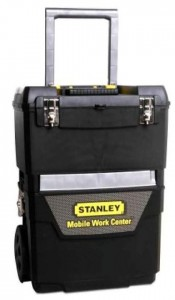 Stanley Mobile Work Center