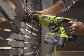 Uses for reciprocating saws 9
