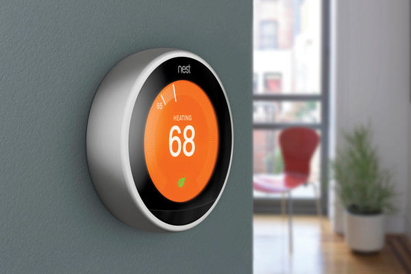 Tercera generación del termostato Learning Thermostat de Nest